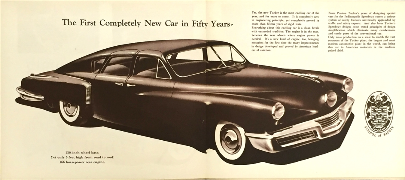 movie tucker preston tucker Preston tucker's plan for a wholly new car was too ambitious to succeed learn about the brief heyday of the tucker torpedo.
