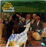 Beach Boys Signed Album