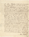 American Revolution Oath of Office