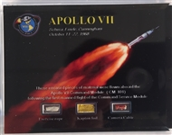 Set Of Eleven  Fragment Sets from Each Apollo Mission