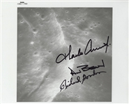 Apollo 12 Signed Photo