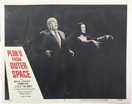 Plan 9 from Outer Space (DCA, 1958). Lobby Card