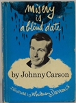 Johnny Carson (Misery is a blind date)