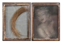 Marilyn Monroes Hair From her hair dresser