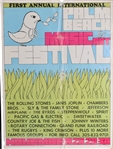 "The Palm Beach Music & Art Festival; aka, ""Woodstock South"") Poster"