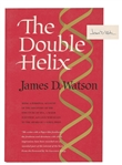 Signed book: The Double Helix.