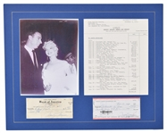 Marilyn Monroe & Joe DiMaggio Collection