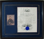 U. S. Grant Naval Appointment