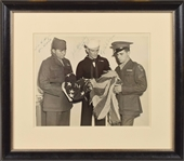 Iwo Jima (Signed Photo)