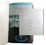 John and Jacqueline Kennedy Very Rare Signed Book! Their Last Official Christmas together.