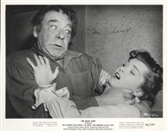 Lon Chaney Jr Signed Photo
