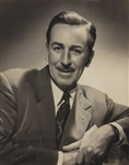 Walt Disney Oversized Signed Photo